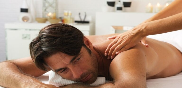 Female to Male Massage